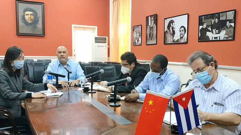 Cuba and China work on first biotechnology park to produce drugs