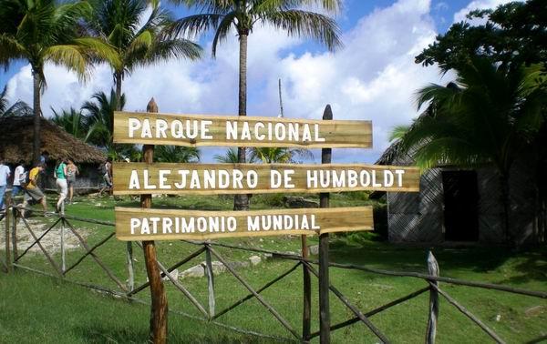 Priorizan en Cuba conservación del Parque Alejandro de Humbolt