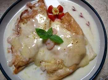 La receta de hoy filete de pescado delicias del caribe for Almuerzos faciles caseros