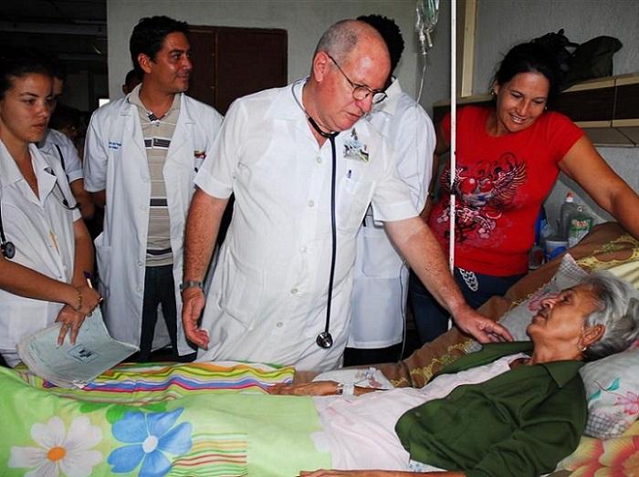Dedican a Fidel Congresos de Promoción de Salud