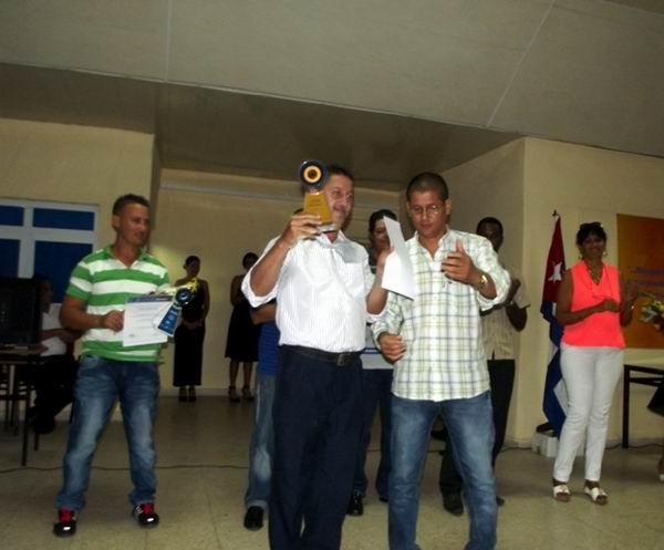 Concluye en Camagüey Encuentro Nacional de Informática Joven 2017 (+ Audio)