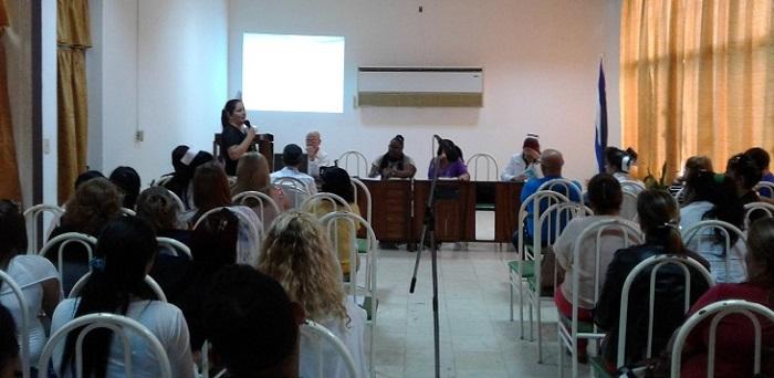Desde la salud un Sí por Cuba (+Audio y Fotos)