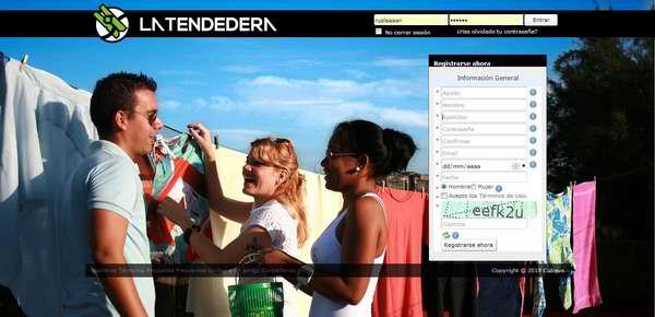 Cuba en la red social cubana La Tendedera