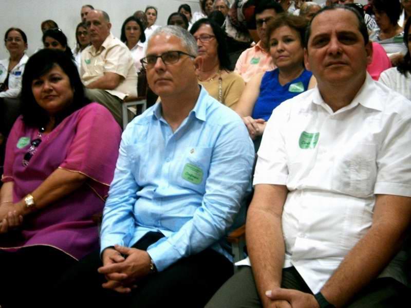 econocen representante de OPS y OMS Red Cubana de Municipios por la Salud