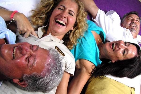 Le rire et la joie contribuent à la santé