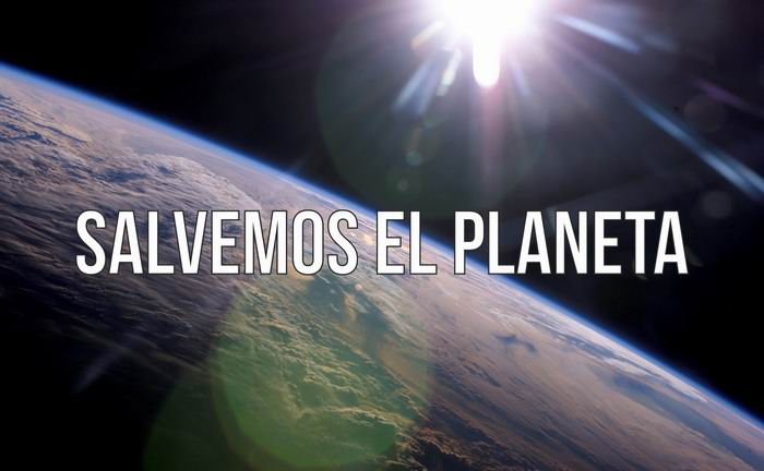 Salvemos al planeta (+Audio)