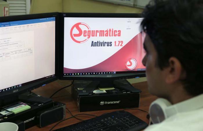 SEGURMÁTICA dispone del único laboratorio de antivirus de Cuba