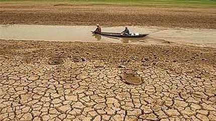 La sed de la tierra