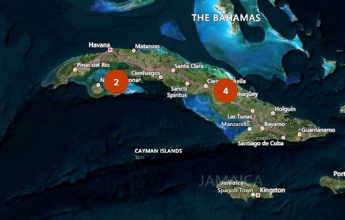 SitiosRamsar Cuba