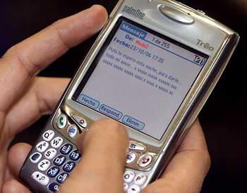 Los SMS pueden afectar la capacidad de lectura