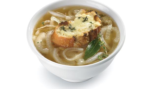 La Receta de Hoy: ¡Sopa de Cebollas!