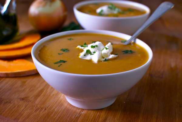 La Receta de hoy: �Sopa de Cebollas a la Crema!