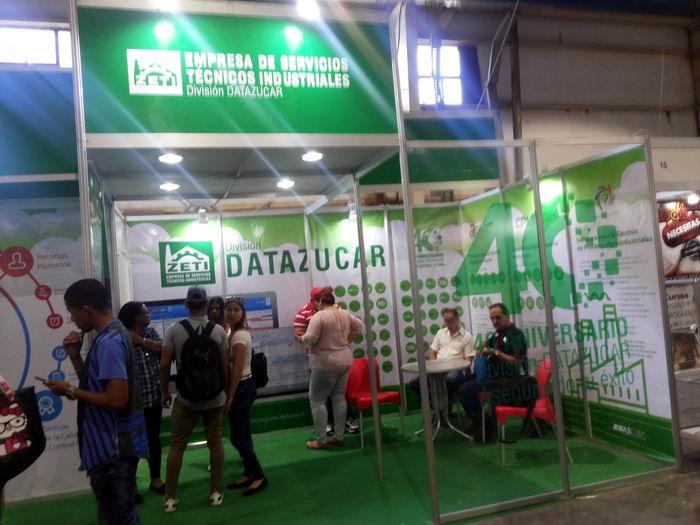 Datazucar expone en Feria Internacional de Informática 2018 (+Audio)