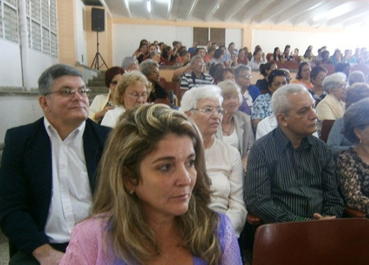 Sesiona en Cienfuegos, Taller Científico Unimayores 2018 (+Audio)