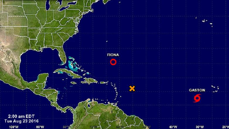 Se forma s�ptima tormenta tropical en el Atl�ntico lejano