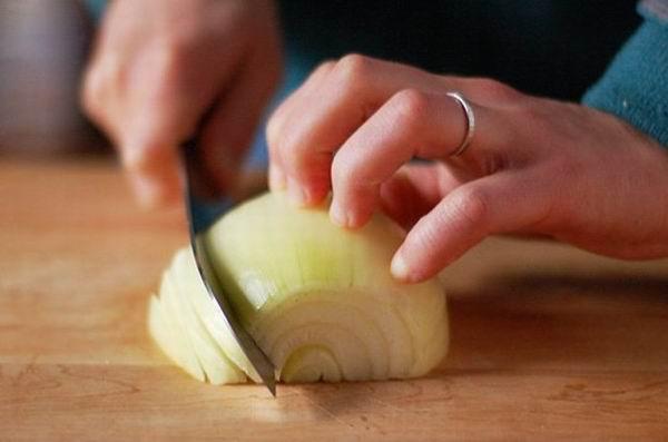 Las propiedades de la cebolla