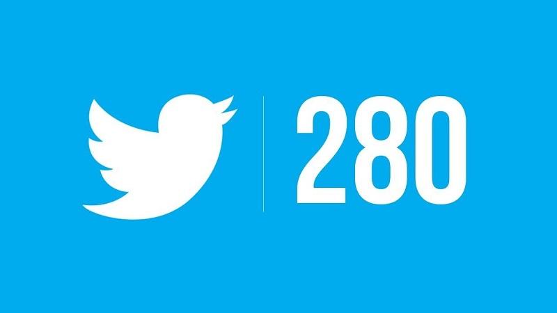 Y tenemos 280 caracteres para twittear ¡El doble!