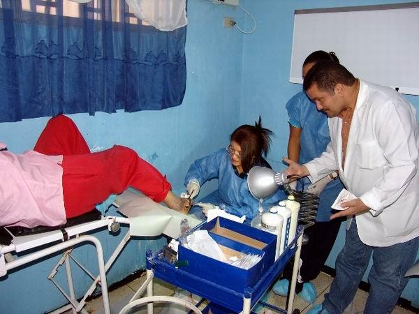 Crece número de pacientes camagüeyanos beneficiados con el Heberprot-P