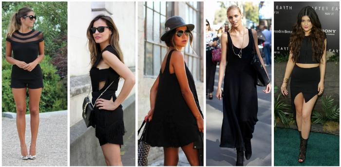 ¿La ropa negra da más calor en verano?