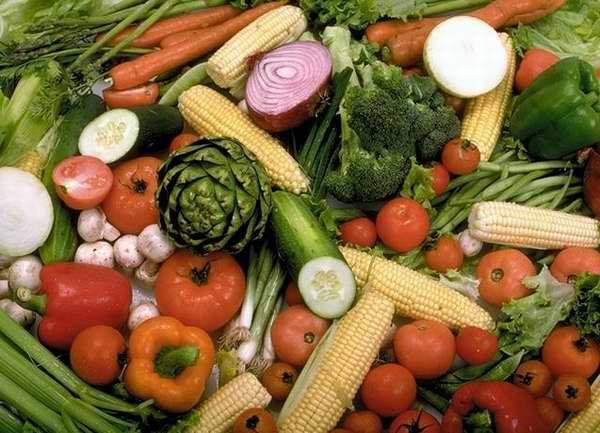 Vegetales: extreme los cuidados durante el verano