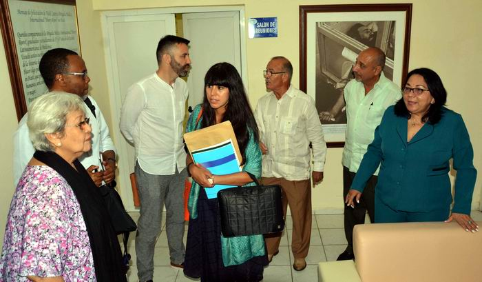 Experta de la ONU se reúne con viceministra cubana de salud (+Audio)
