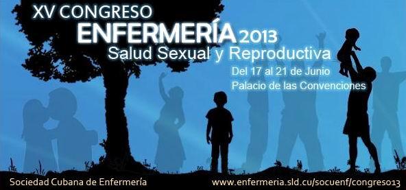 XV Congreso de la Sociedad Cubana de Enfermería