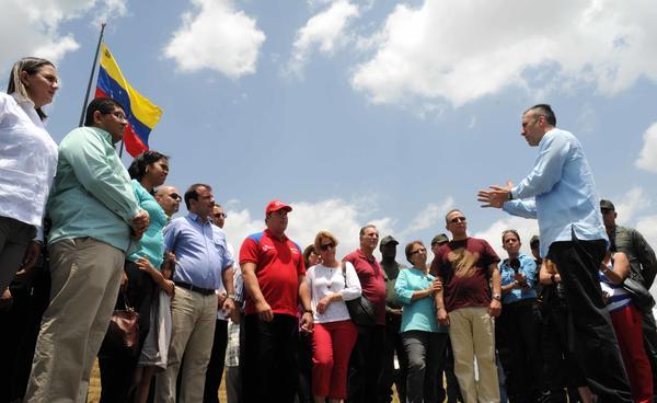 Felicitan antiterroristas cubanos a compatriotas en Venezuela (+Audio)