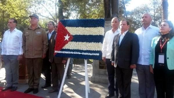 Héroes cubanos visitarán Bolivia