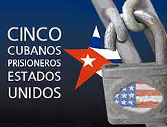 US Institution Organizes Forum in Solidarity with the Cuban Five