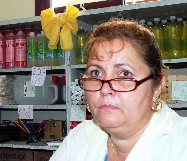 Cuba de cintas amarillas el 12 de septiembre. Foto Abel Rojas
