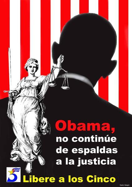 Estadounidenses en Cuba por Los Cinco