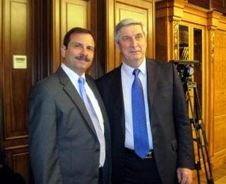 Presidente del Parlamento de Rusia recibe a Fernando Gonz�lez