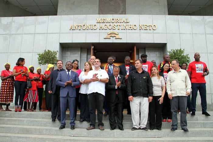 Rememoran Los Cinco misiones internacionalistas cubanas en Angola