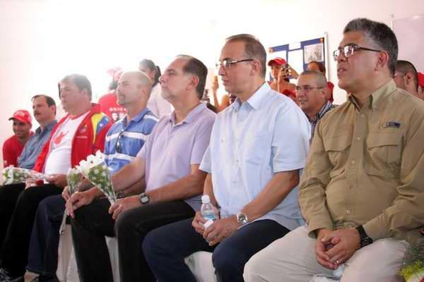 Cinco héroes reciben la Orden Francisco de Miranda