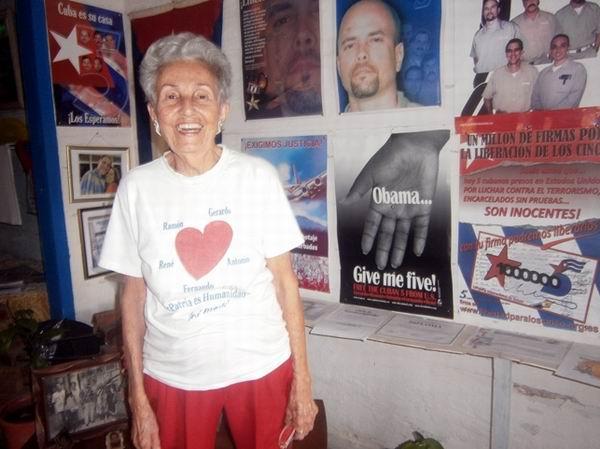 Felicidad y gratitud en la Casa de los 5 de Cienfuegos (+Fotos)