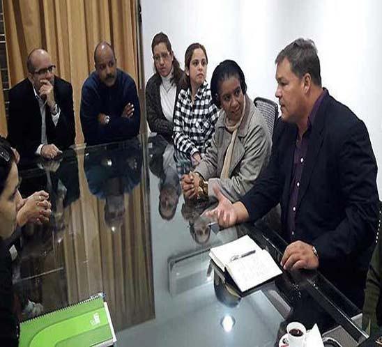 Agradece Ramón Labañino solidaridad argentina con causa de Los Cinco