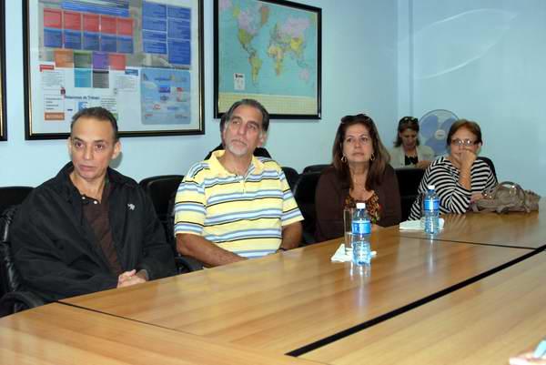 Antiterroristas cubanos en el acto por el Día del Trabajador de la Aviación Civil (+Audio)