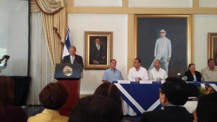 The Cuban Five End Visit to El Salvador