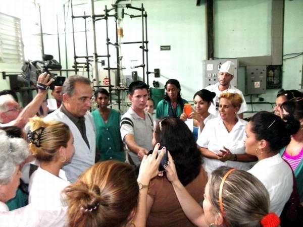 La huella de Antonio Guerrero en la Universidad de Camagüey (+Fotos)