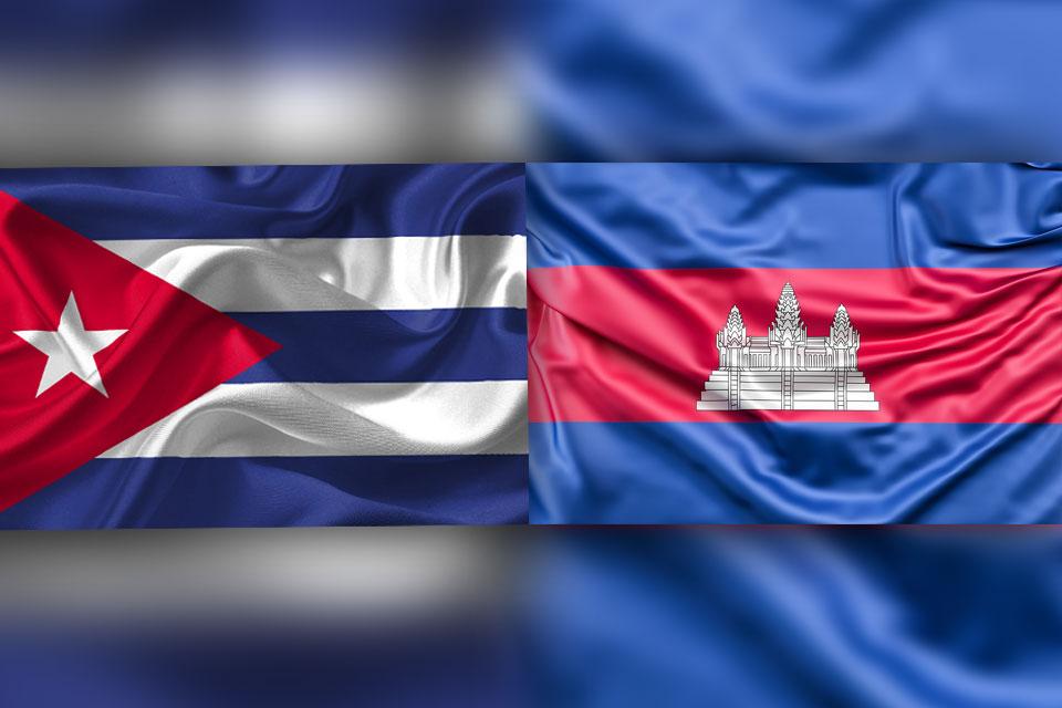 Envía Partido Comunista de Cuba mensaje a Partido del Pueblo de Camboya