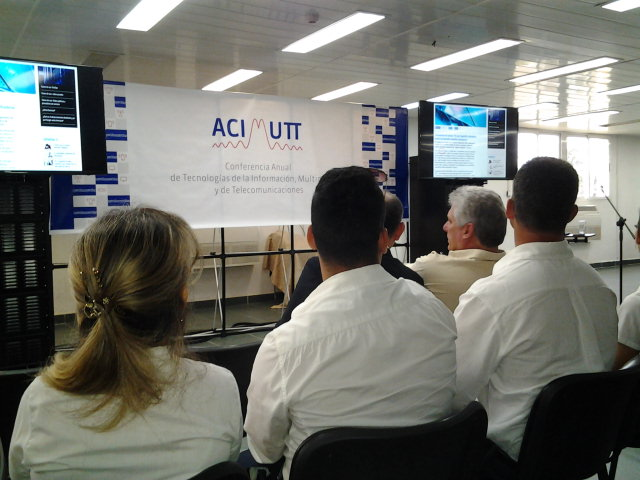 Preside Miguel Díaz Canel Conferencia Anual de Tecnología de la Información (+Audio y Fotos)