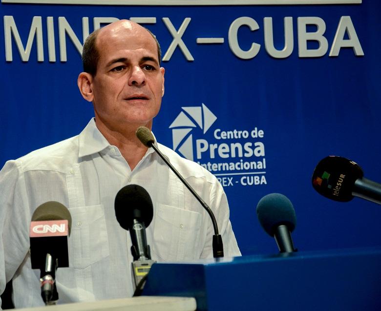 Realizará Viceministro de Relaciones Exteriores de Cuba visita a países caribeños