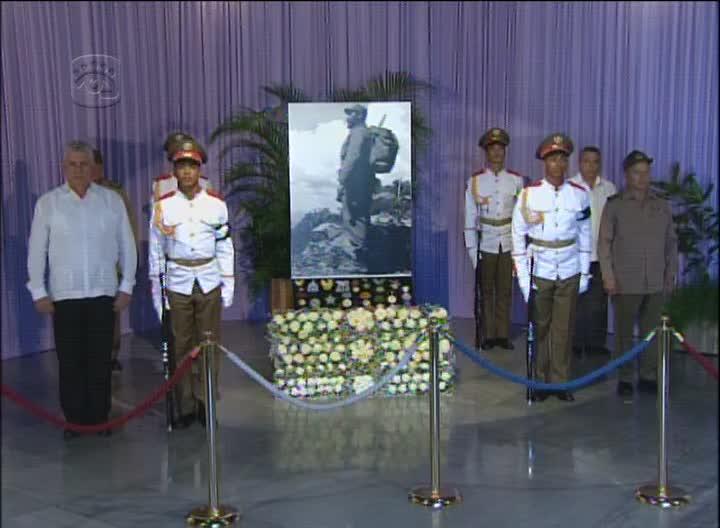 Cuba comienza a despedir a Fidel Castro, con actos y homenajes