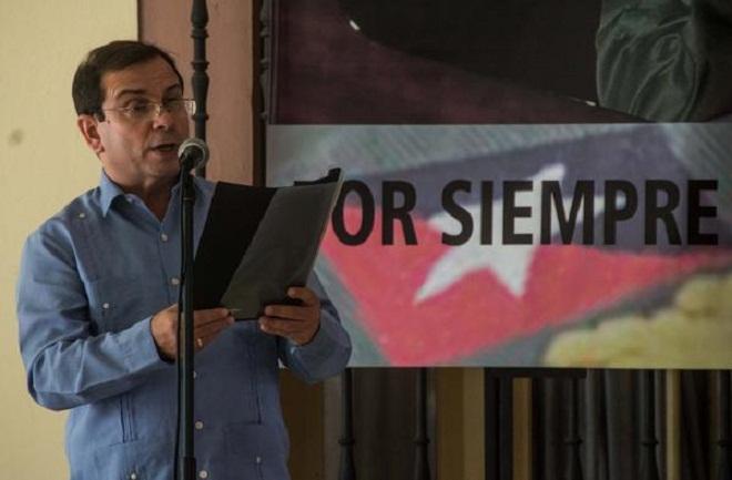 Confieren Medalla de la Amistad a dirigente político español