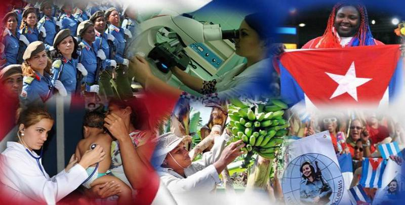 Implementan en Santiago de Cuba Programa de Adelanto a la Mujer