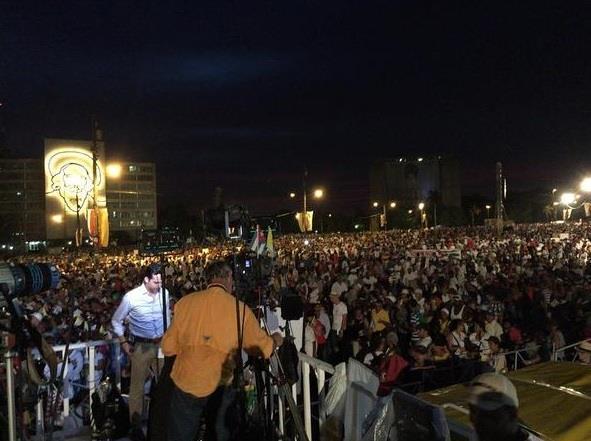 Papa Francisco oficiará su primera misa en Plaza de la Revolución José Martí, Cuba. Foto: ACI-Prensa