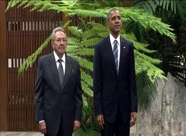 Amplia cobertura mediática a visita de Obama a Cuba