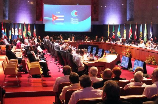 Temas trascendentales para el Caribe a debate en V Cumbre Caricom-Cuba. Foto Abel Rojas