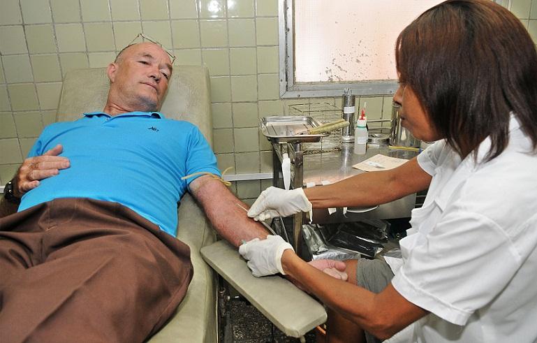 Donar sangre: gesto voluntario para salvar vidas