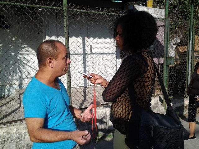 Rolando, el Delegado que representa al pueblo (+Audio y Fotos)